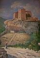 Vaison - Chateau par H. Mazade (1920).JPG
