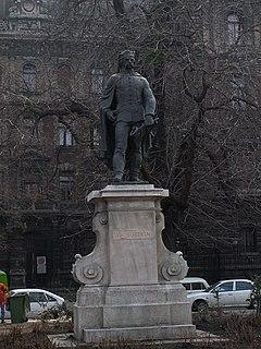 János Bottyán Hungarian soldier