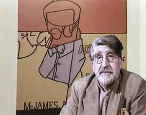 Valerio Adami - Adami in 1995