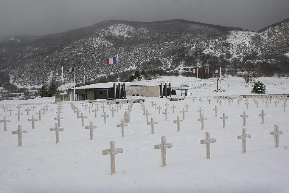 Vassieux-en-Vercors Memorial de la Resistance img 5626