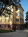 Vaszary Villa. Western building. SW. - 2 Honvéd Street, Balatonfüred.JPG