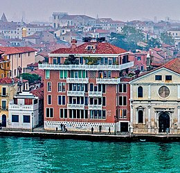 Casa alle zattere wikipedia for Casa moderna venezia