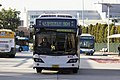 Veolia Transport (mo 9765) Custom Coaches 'CB60 Evo II' bodied Volvo B7RLE at Liverpool Interchange.jpg