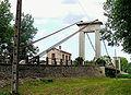 Verdun-sur-Garonne - Pont suspendu sur la Garonne -1.JPG