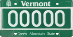 Vermont license plate, 1985.png