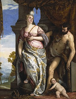 C. 1565 painting by Paolo Veronese