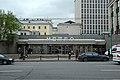Vestibule of Borovitskaya metro station (Вестибюль станции Боровицкая) (5878128790).jpg