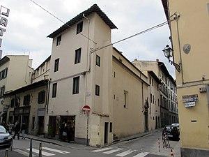 Oratory of San Niccolò del Ceppo - Exterior