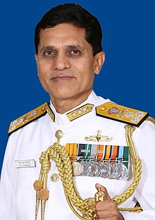 Vice Admiral S N Ghormade, AVSM, NM, Indian Navy.jpg