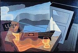 Juan Gris: View across the Bay