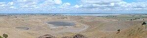 Lake Corangamite - Shoreline, southwest of Foxhow