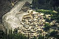 View from above Altit Fort and village houses.jpg
