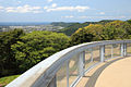 View from the top of Mount Zaou, Tahara 2012.jpg