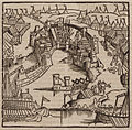 View of Methoni - Johannes Adelphus - 1513.jpg