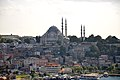 View of Süleymaniye Mosque from The Galata Tower (8394977709).jpg