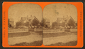 View of a residence in De Kalb County, Ill, by George W. Taylor.png