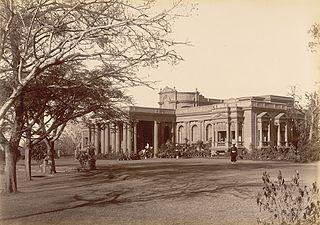 official residence of the Governor of Karnataka
