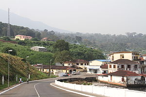 Luba, Equatorial Guinea - Luba, 2013