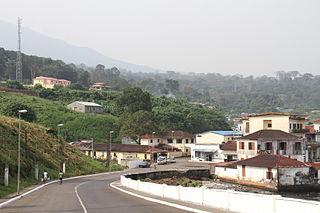 Luba, Equatorial Guinea Place in Bioko Sur, Equatorial Guinea