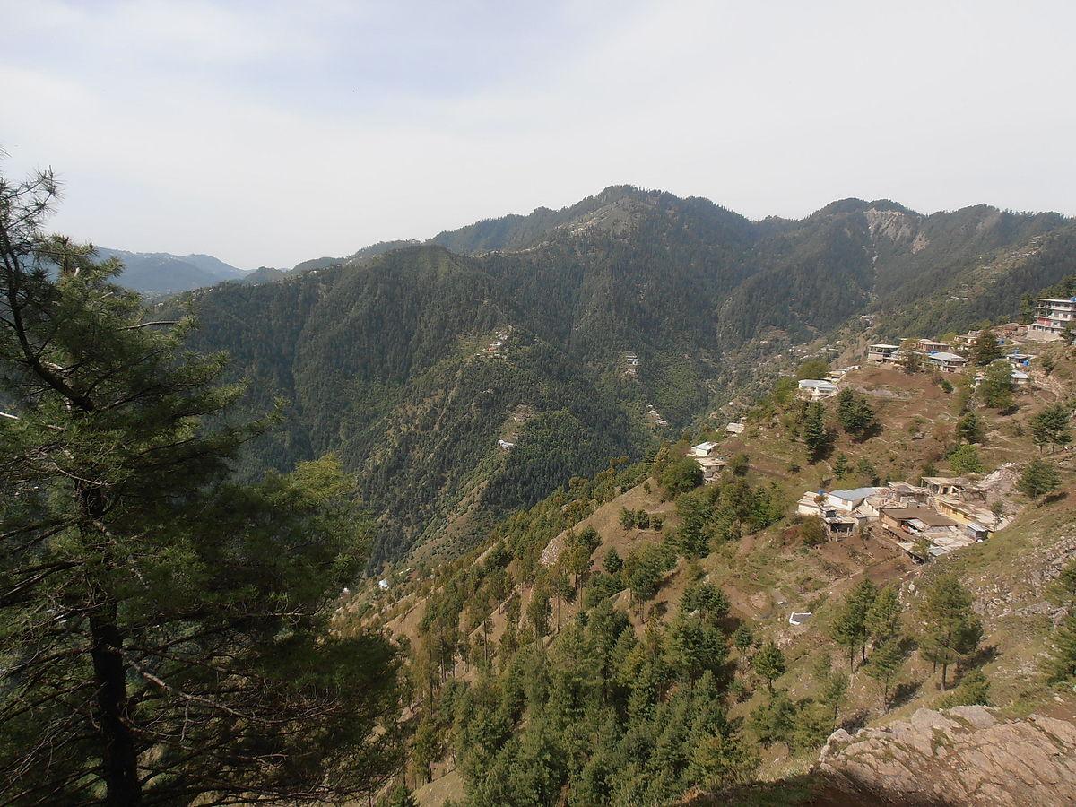 Khanaspur - Wikipedia