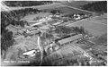 Viksjö gård, flygfoto, början av 1940-talet.jpg