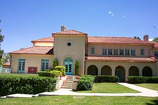 Villa Philmonte United States historic place