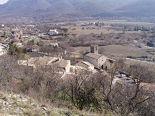 Saint-Maime Commune in Provence-Alpes-Côte dAzur, France