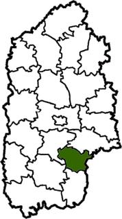 Vinkivtsi Raion Former subdivision of Khmelnytskyi Oblast, Ukraine