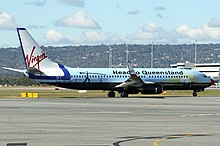 Virgin Blue Boeing 737-800 Head to Queensland Smith.jpg