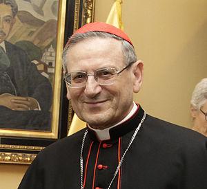 Angelo Amato - Cardinal Amato in 2015.