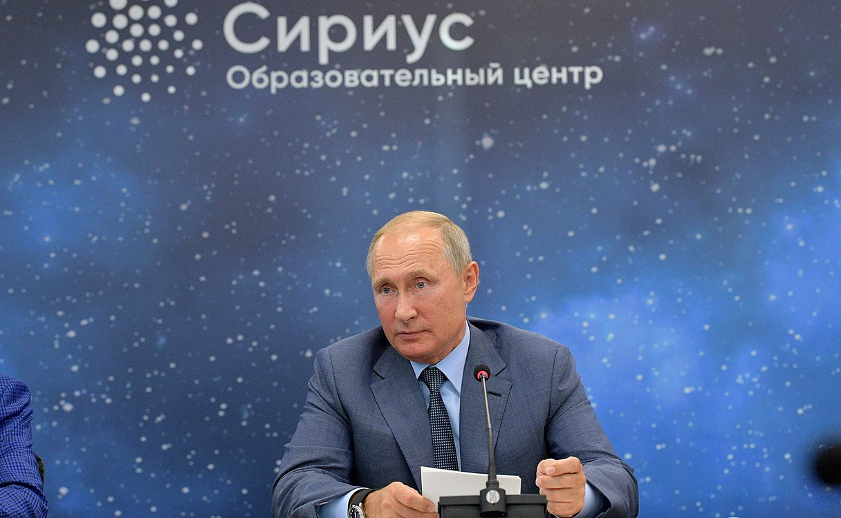 Vladimir Putin visited the Sirius Educational Centre (2018-09-01) 21.jpg