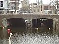 Vlasmarktbrug - Rotterdam - View of the bridge from the south over the steigersgracht.jpg