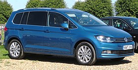 Volkswagen Touran diesel registered July 2017 1968cc.jpg