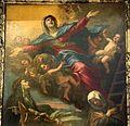 Volterrano, assunzione della vergine tra le ss. caterina da siena e margherita da cortona, 1677, 04.jpg