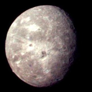 Oberon (moon) moon of Uranus