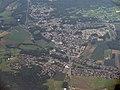 Vue aérienne de Luzarches - Chaumontel 01.jpg