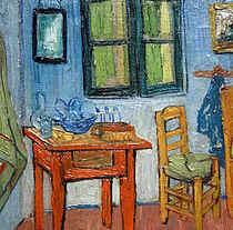 Vincent van gogh bedroom in arles analysis essay