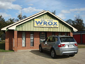 WROX (AM) - Image: WROX Clarksdale MS