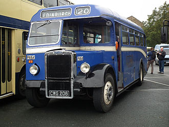 W. Alexander & Sons - Image: W Alexander & Sons bus PA164 (CWG 206), 2011 Yorkshire Dales Bus & Coach Running Day