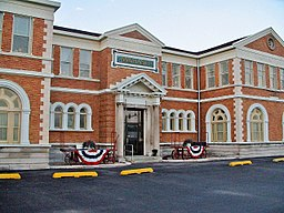 Wabash Railroad Station and Railway Express Agency.JPG
