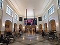 Waiting room of Springfield Union Station, August 2018.JPG