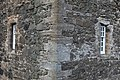 Wall detail on Central tower of Blackness Castle - geograph.org.uk - 1599322.jpg