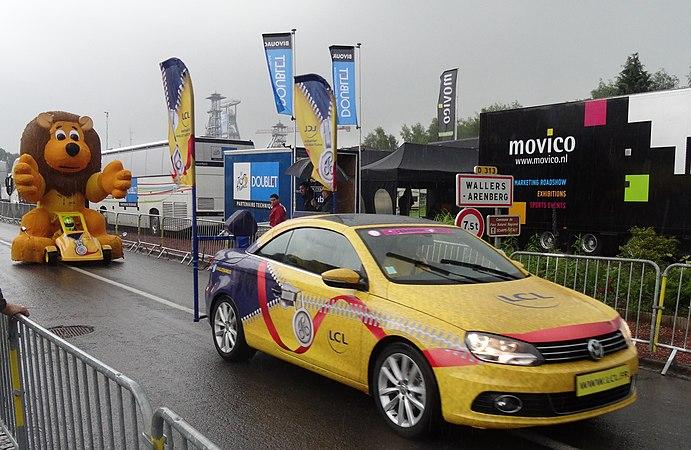 Wallers - Tour de France, étape 5, 9 juillet 2014, arrivée (A07).JPG