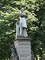Walthère Frère-Orban statue, Brussels.JPG