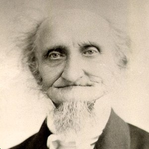 C. F. W. Walther - Portrait of an elderly C. F. W. Walther