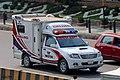 Walton Toyota Hilux Ambulance. (34562935970).jpg
