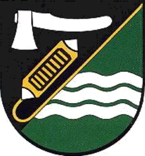 Bernterode (bei Worbis) - Image: Wappen Bernterode (bei Worbis)