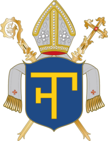 Coat of arms of the Roman Catholic Diocese of Cammin