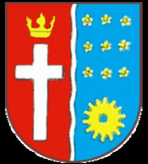 Lüdersdorf - Image: Wappen Luedersdorf
