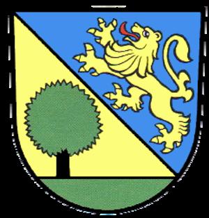 Mühlhausen-Ehingen - Image: Wappen Muehlhausen Ehingen